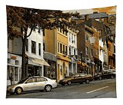 Greenwich Avenue Tapestry