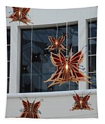 Hanging Butterflies Tapestry