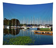 Lake Guntersville Alabama Tapestry