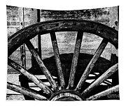 8 Spokes Tapestry