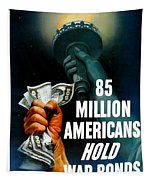 85 Million Americans Hold War Bonds  Tapestry