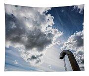 Pipes At Nesjavellir Geothermal Power Tapestry