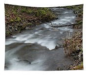 A Bend In The Flow Tapestry