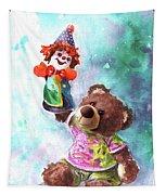 A Birthday Clown For Miki De Goodaboom Tapestry