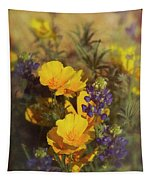 A Bouquet Of Spring  Tapestry