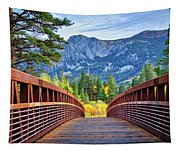 A Bridge To Beauty Tapestry