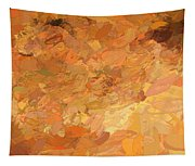 A Burst Of Sunshine In Winter Tapestry