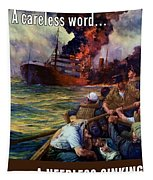 A Careless Word A Needless Sinking Tapestry
