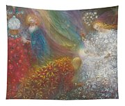 A Child Is Born Tapestry