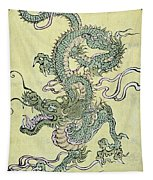 A Chinese Dragon Tapestry