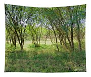 A Country Morning Tapestry