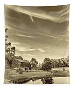 A Country Place 3 - Sepia Tapestry