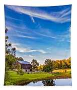 A Country Place 3 Tapestry
