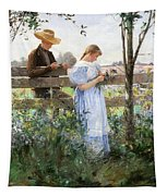 A Country Romance Tapestry