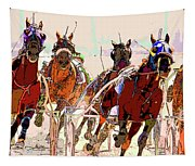 A Day At The Races 2 Tapestry