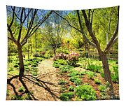 A Dose Of Spring Tapestry