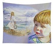 A Dream Of An Ocean Tapestry