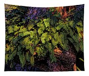 A Fern Botanical By H H Photography Of Florida Tapestry