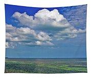 A Few Clouds In Keywest Tapestry