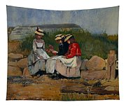 A Fisherman's Daughter Tapestry