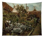 A Flemish Garden Tapestry