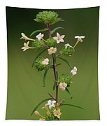 A Flower Tower Tapestry