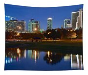 A Fort Worth Night Tapestry