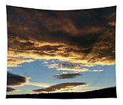 A Glorious End Of Day Tapestry