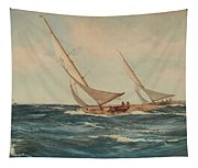 A Good Breeze Tapestry