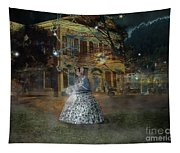 A Haunted Story In Dahlonega Tapestry