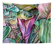 A Light In The Garden Tapestry
