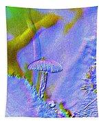 A Little Mushroom  Tapestry