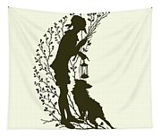 A Midsummer Night's Dream, Silhouette  Tapestry