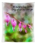 A Mom's Hug .... Tapestry