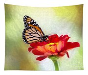 A Monarch Moment Tapestry