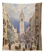 A Motif From Sterzing Tapestry