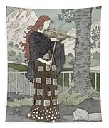 A Musician Tapestry
