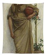 A Neapolitan Flower Seller, 1883  Tapestry