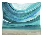 A New Start Wide- Art By Linda Woods Tapestry
