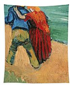 A Pair Of Lovers Tapestry