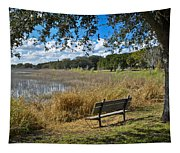 A Peaceful Place Tapestry