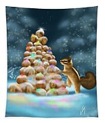 A Perfect Christmas Tree Tapestry