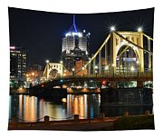 A Pittsburgh Panorama Tapestry