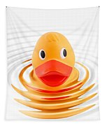 A Quick Dip Tapestry