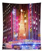 A Radio City Music Hall Christmas Tapestry