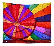 Temecula, Ca - A Rainbow Of Colors Tapestry