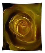 A Rose Of Yellow Tapestry