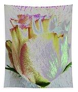 A Rosy Birthday Wish Tapestry