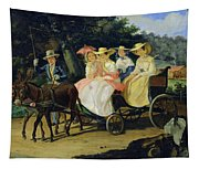 A Run Tapestry