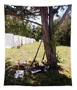 A Shady Retreat 1812 Tapestry